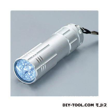 LED 9トーチII シルバー (SV-2614)