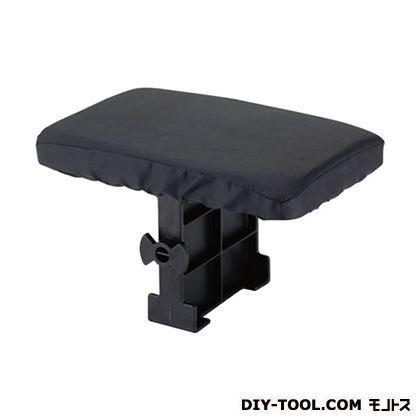 セーブ・インダストリー 2段階の高さ調節が出来る T型正座椅子 ブラック  SV-4410