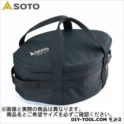 SOTO ダッチオーブン収納ケース  幅420×奥行340×高さ170mm12インチ用 ST-912CS