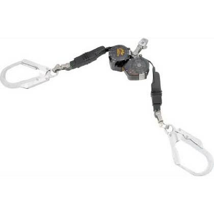 【送料無料】サンコー タイタンフルハーネス用ランヤード   HLYD-DJMRRBLTW24APUJ 1 本安全帯安全帯・作業ベルト