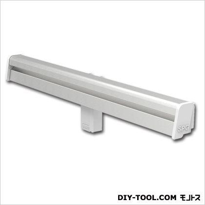 多目的ハンガーCoconi専用パーツベース棚柱15mmピッチ用 シルバー 30.6×6.2×2.8cm CC-001