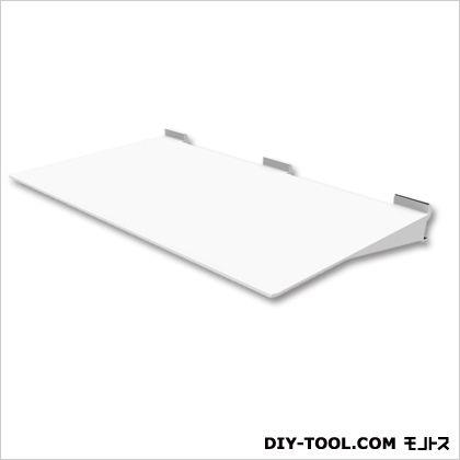 多目的ハンガーCoconi専用パーツ棚棚柱15mmピッチ用 ホワイト 16.9×2.9×29.8cm CC-003