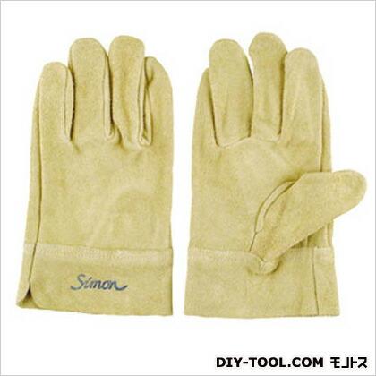 牛床革手袋 内縫いオイル加工手袋 (107BG)
