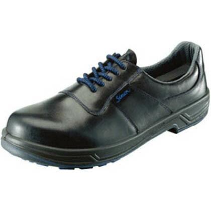 多機能軽量安全靴(銀付牛革) 黒 26.0cm 8511N26.0