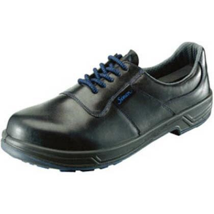 多機能軽量安全靴(銀付牛革) 黒 25.5cm 8511N25.5