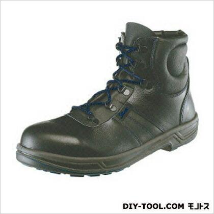 シモン 安全靴 編上靴 8522 黒 26.5cm 852226.5   樹脂先芯安全靴 安全靴