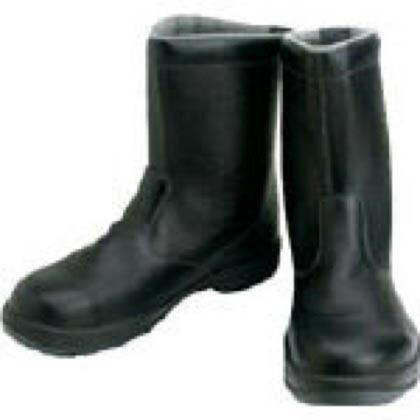 安全靴 半長靴 黒 24.0cm SS4424.0