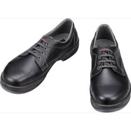 シモン 安全靴 短靴 黒 29.0cm SS1129.0   樹脂先芯安全靴 安全靴