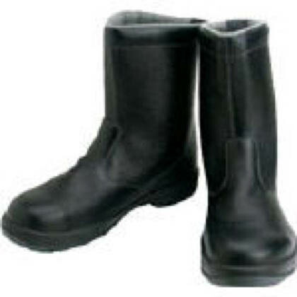 安全靴半長靴SS44黒29.0cm   SS44-29.0