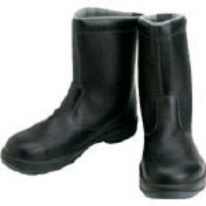 安全靴 半長靴 黒 26.0cm SS4426.0