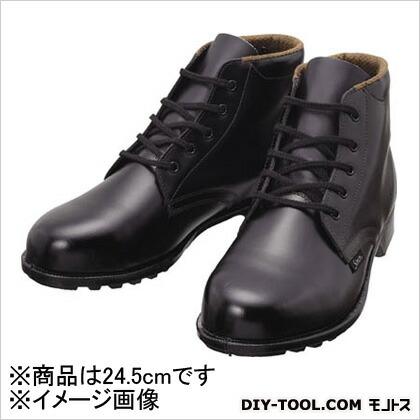 シモン 安全靴 編上靴 FD22  24.5cm FD2224.5   樹脂先芯安全靴 安全靴
