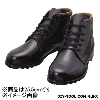 シモン 安全靴 編上靴 FD22  25.5cm FD2225.5   樹脂先芯安全靴 安全靴