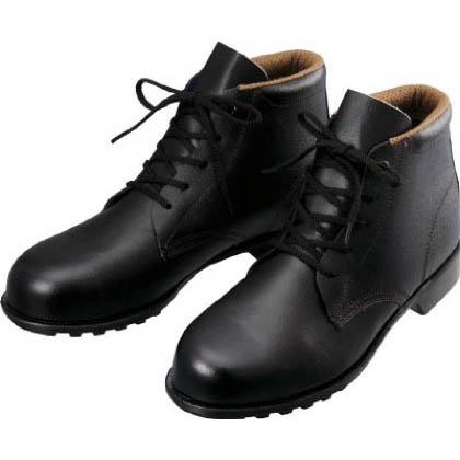 シモン 安全靴 編上靴 FD22 23.5cm (FD2223.5) 樹脂先芯安全靴 安全靴