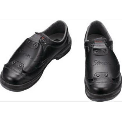 シモン 甲プロ付安全靴 短靴  25.5cm SS11D625.5   甲プロ付安全靴 安全靴