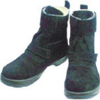 シモン 安全靴 編上靴 耐熱作業用 27.0cm (SS28G27.0) 耐熱用安全靴 安全靴