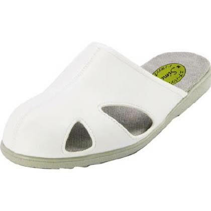 静電作業靴 スリッパタイプ  L CA62L