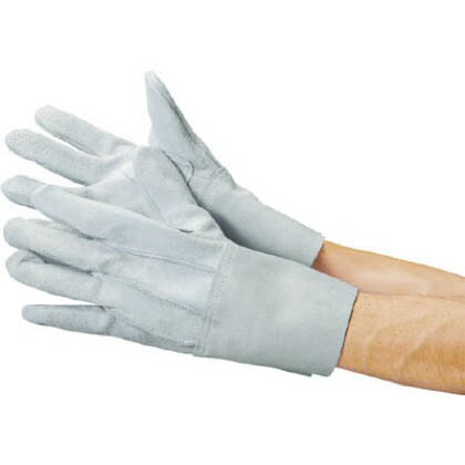 牛床革手袋 背縫い当付 (107AKSODE11CM) 1双