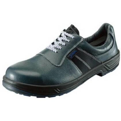 シモン 安全靴 短靴(トリセオ) 8511 ブルー 27.5cm 8511BU275 1 足