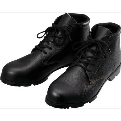 シモン 安全靴 編上靴 AS22  23.5cm AS2223.5 1 足