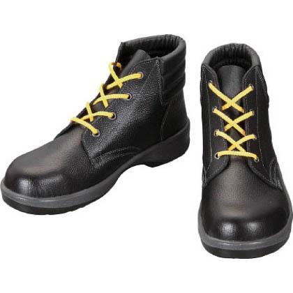 シモン 静電安全靴 編上靴 7522  23.5cm 7522S23.5 1 足