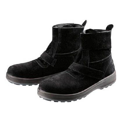 安全靴WS28黒床27.0cm   WS28BKT-27.0