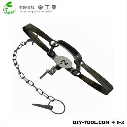 栄工業 トラップ 改良型ゴム付  2号 YK23