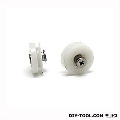 網戸戸車ビス固定用丸戸車偏芯用網戸-004  7.1×1.9×1.9cm  2 個