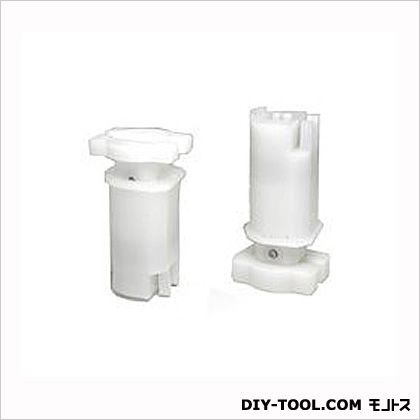 YKK純正部品浴室戸車シルバー用浴室-YKK-130上下1セット