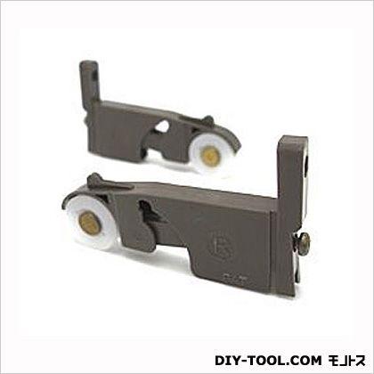 共栄純正部品網戸戸車偏芯用網戸-006左右1セット  4.1×7cm