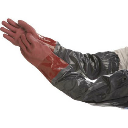 腕カバー付手袋 Lサイズ (No443) 1双