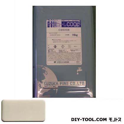 セラビューレCOOL シリコン樹脂系単層弾性仕上塗材  16kg CS5508