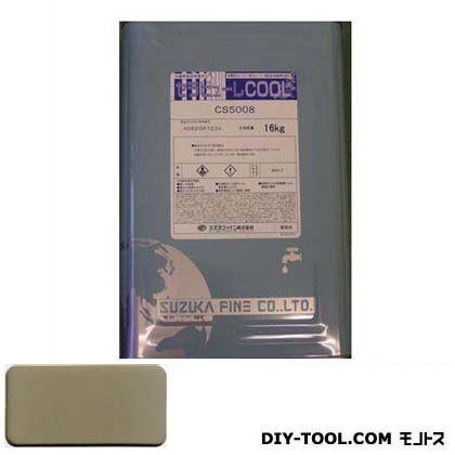 セラビューレCOOL シリコン樹脂系単層弾性仕上塗材  16kg CS4207