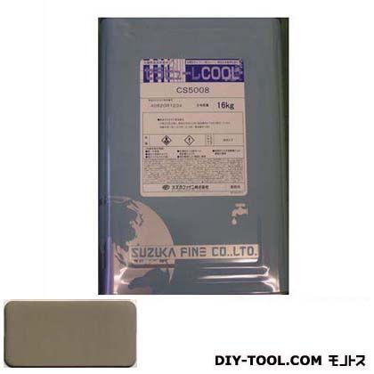 セラビューレCOOL シリコン樹脂系単層弾性仕上塗材  16kg CS3586