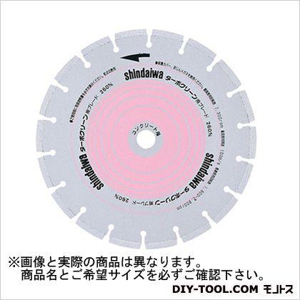 ダイヤモンドブレード  外径x厚x内径mm:Φ320x2.7x22 X407-000410