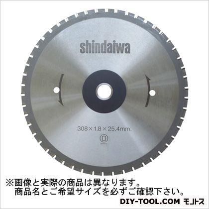 チップソーカッター用刃物  外径x厚x内径mm:308x1.8x25.4 CT308T-F