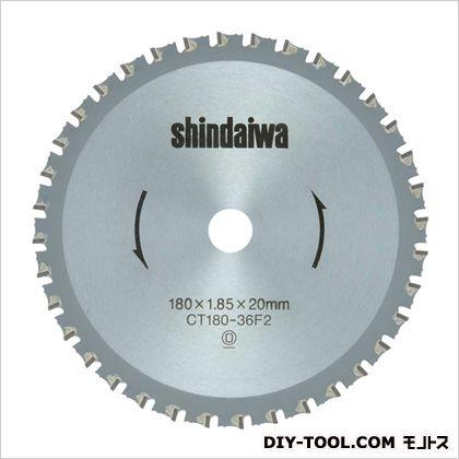 新ダイワ 防塵カッター用刃物  外径x厚x内径mm:180x1.85x20 M620000030