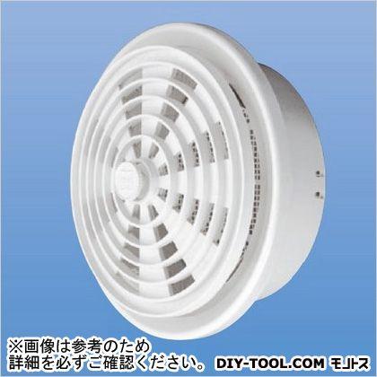 神栄ホームクリエイト 丸型レジスター(プラスチック成型網付)   SRM-75P