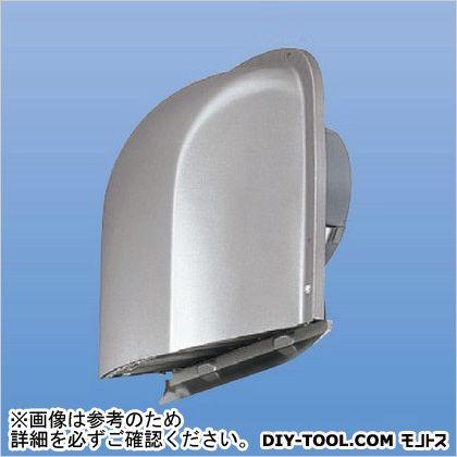 防音型フード付ガラリ(ステンレス網付)   SK-SGFB150