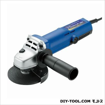 ディスクグラインダー ブルー/ブラック 105 KDG-100