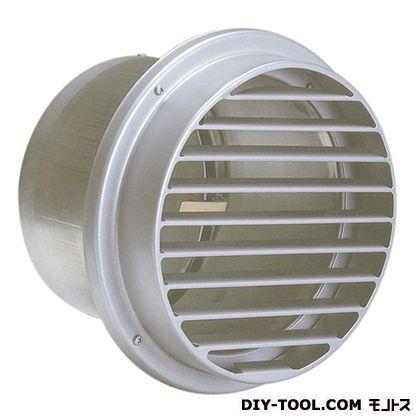 外壁用ステンレス製換気口(ベントキャップ)厚型防火ダンパー付 (SVD250FSC)