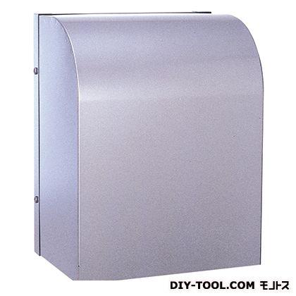 ステンレス換気口(パイプフード)深型角フード金網型3メッシュ (WBD75SC)