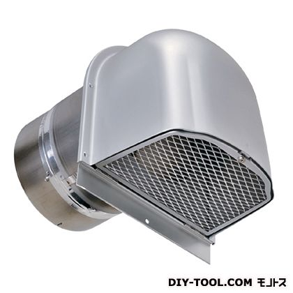 西邦工業 アルミ深型フード金網型7×14下部開閉逆風防止防火ダンパー付   CFNDC100C