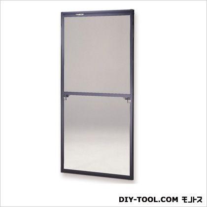 フリーサイズ網戸 H200~203.3×W65~67用 ブラック  66-94