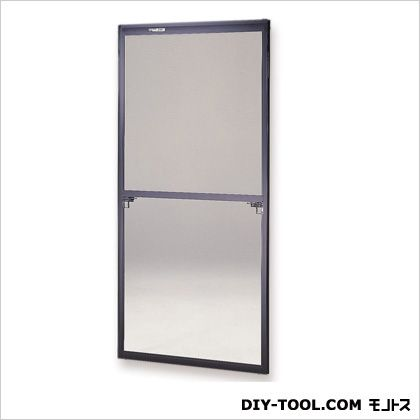 フリーサイズ網戸 H178~181.3×W65~67用 ブラック  60-94
