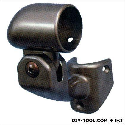 シクロケア 手すり用 支柱ジョイント 左 ブロンズ 10.01×6cm 3159
