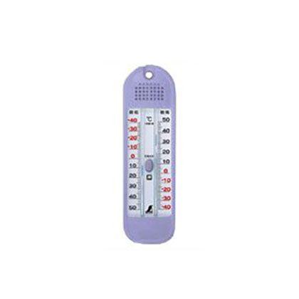 温度計 最高最低 ワンタッチ式 D-7   72709