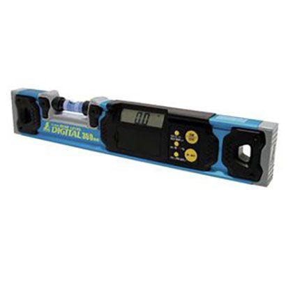 ブルーレベル デジタル 水平器  350mm 76343