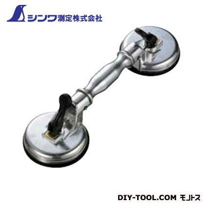 シンワ測定 ハンド吸着盤 ダブル A   74483