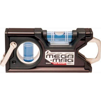 ハンディレベル MEGA-MAG 黒 50×30×110mm 73131