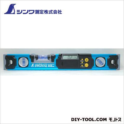 ブルーレベル デジタル  27×65×450mm 76349